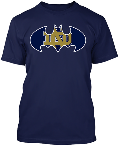 Batman - Notre Dame Fighting Irish