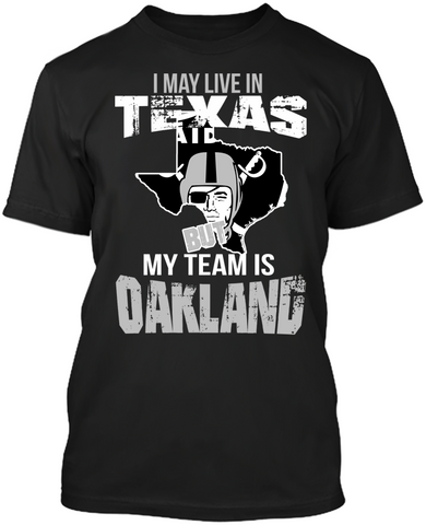 Oakland Raiders - Texas