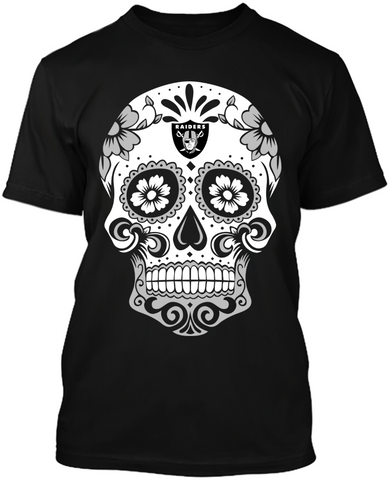 Oakland Raiders - Skull