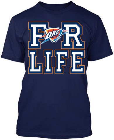 OKC Thunder - For Life