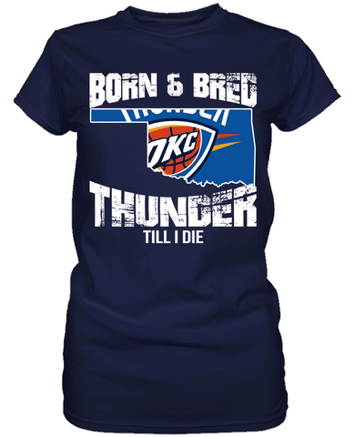 Oklahoma City Thunder - Born & Bred