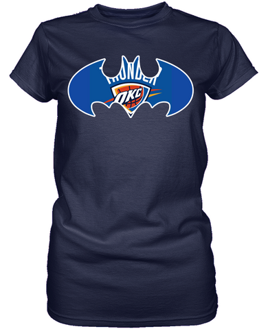 Batman - Oklahoma City Thunder