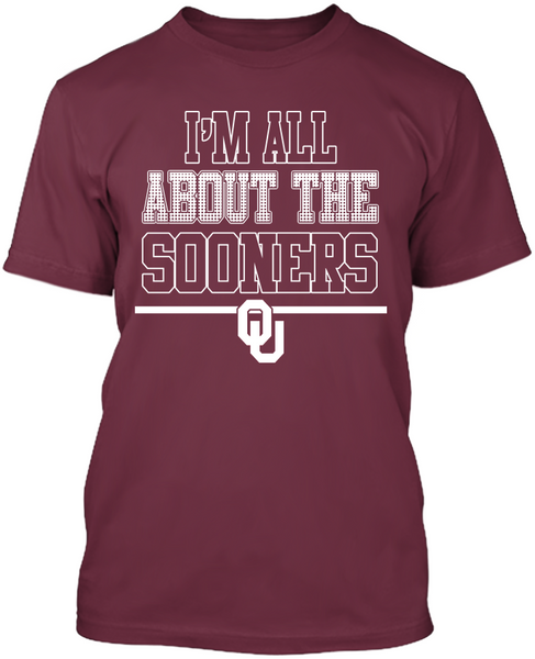 I'm All About The Oklahoma Sooners