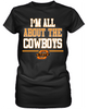 I'm All About The Oklahoma State Cowboys