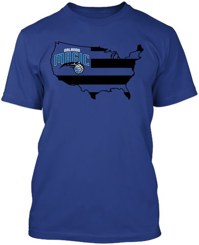 Orlando Magic - Broad Stripes