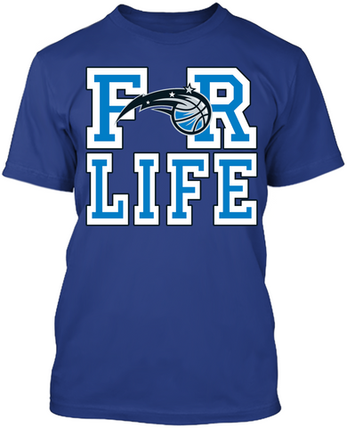 Orlando Magic - For Life