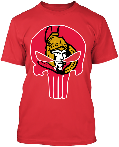Ottawa Senators Punisher