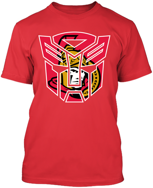 Ottawa Senators Transformer