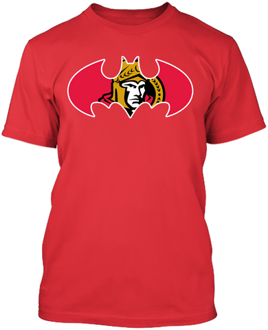 Batman - Ottawa Senators