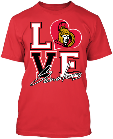 Love - Ottawa Senators