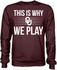 This is Why We Play - Oklahoma Sooners