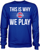 This is Why We Play - Detroit Pistons