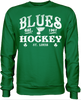 St. Louis Blues - St. Patrick's Day Blarney