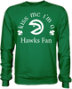 Kiss Me I'm A Hawks Fan