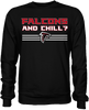 Falcons and Chill?