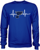 St. Louis Blues Heartbeat