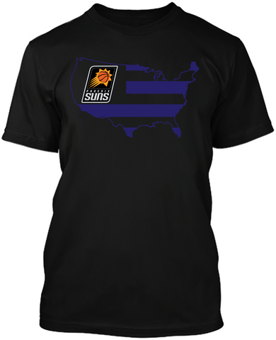 Phoenix Suns - Broad Stripes
