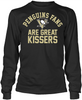 Pittsburgh Penguins Are Great Kissers