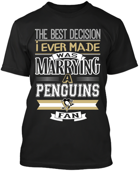 PIttsburgh Penguins Best Decision