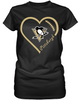 Pittsburgh Penguins Heart