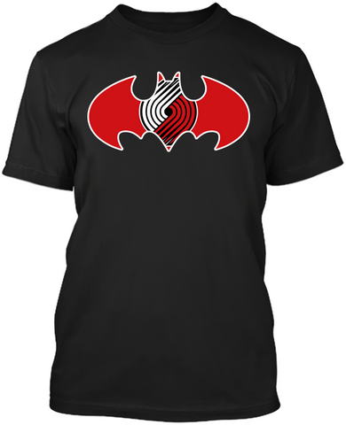 Batman - Portland Trailblazers