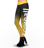 Love Pittsburgh Steelers Leggings