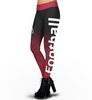 Love Arizona Cardinals Leggings