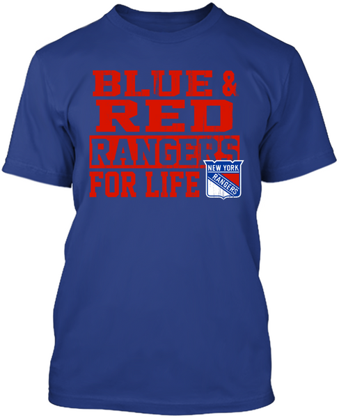 New York Rangers For Life