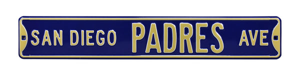 San Diego Padres Ave Sign