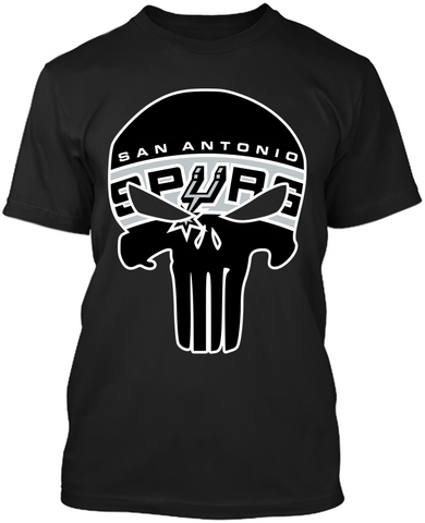 San Antonio Spurs Punisher