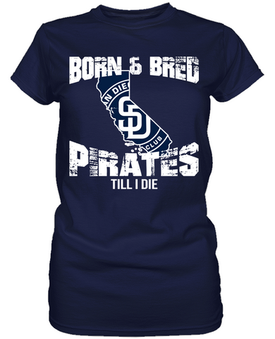 San Diego Padres - Born & Bred