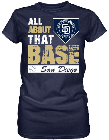 San Diego Padres - All About That Base