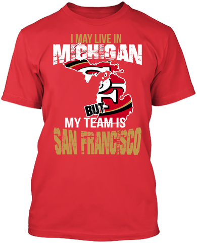 San Francisco 49ers - Michigan