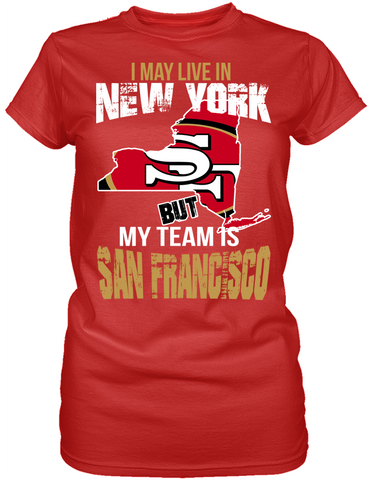 San Francisco 49ers - New York