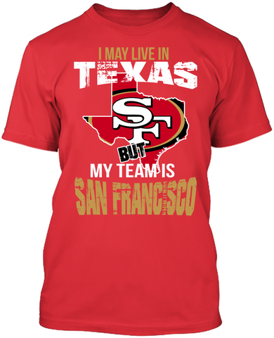 San Francisco 49ers - Texas