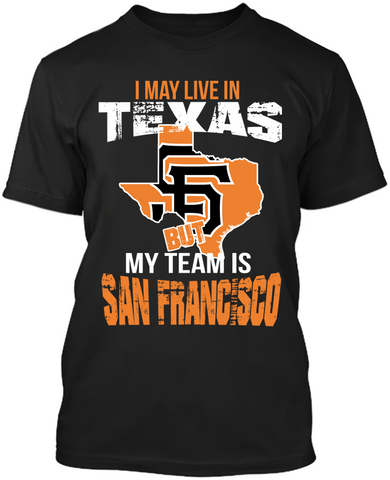 San Francisco Giants - Texas