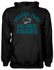 San Jose Sharks Are Great Kissers