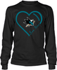 San Jose Sharks Heart