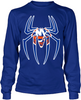 New York Islanders Spiderman