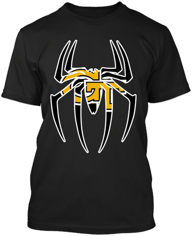 Georgia  Tech Yellow Jackets Spiderman