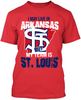 St. Louis Cardinals - Arkansas