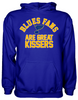 St. Louis Blues Are Great Kissers