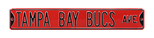 Tampa Bay Buccaneers Ave Sign