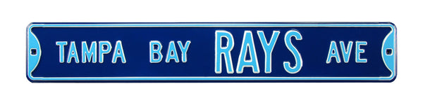 Tampa Bay Rays Ave Sign