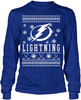Tampa Bay Lightning Holiday Sweater