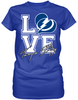 Love - Tampa Bay Lightning