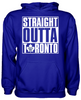 Straight Outta Toronto Maple Leafs