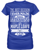 Toronto Maple Leafs Best Decision