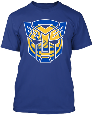 Golden State Warrior Transformer