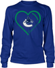 Vancouver Canucks Heart